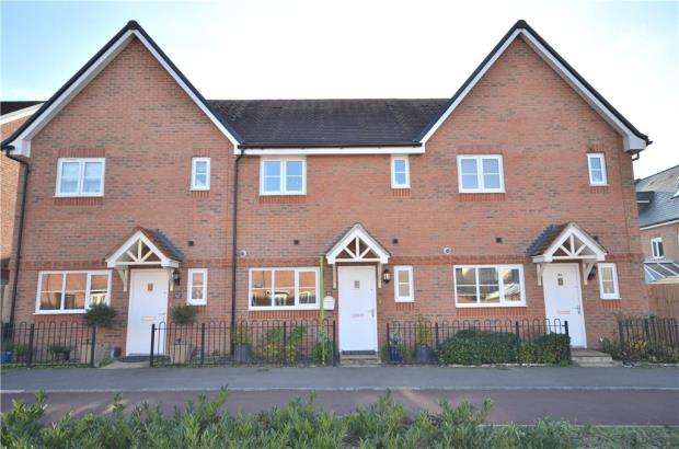 3 Bedrooms Terraced House for sale in Eagle Way, Bracknell, Berkshire