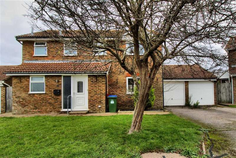 4 Bedrooms Detached House for sale in Sandore Road, Seaford, East Sussex