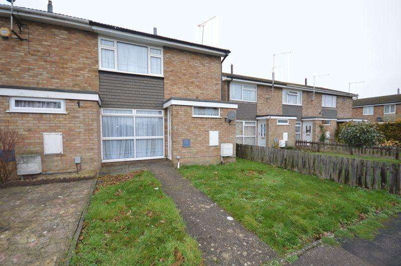 2 Bedrooms End Of Terrace House for sale in Linmere Walk.