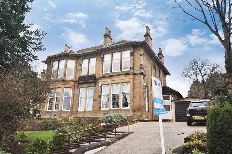 4 Bedrooms Apartment Flat for sale in 167 Nithsdale Road, Pollokshields, G41 5QS