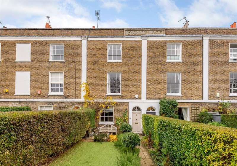 4 Bedrooms Town House for sale in Sheet Street, Windsor, Berkshire