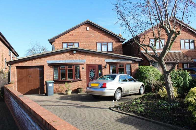 4 Bedrooms Detached House for sale in Powers Close, Sandy, SG19