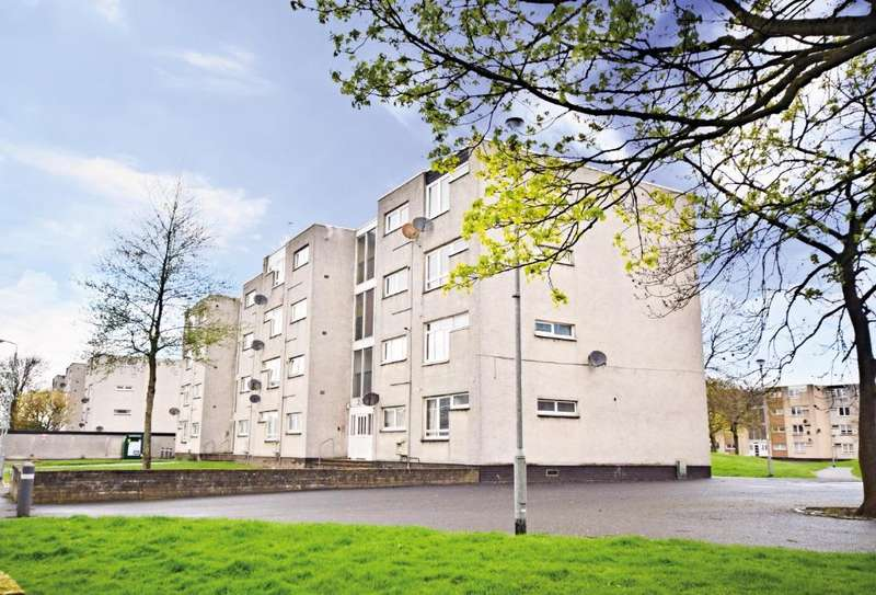 2 Bedrooms Flat for sale in Macadam Place , Ayr, South Ayrshire , KA8 0BZ