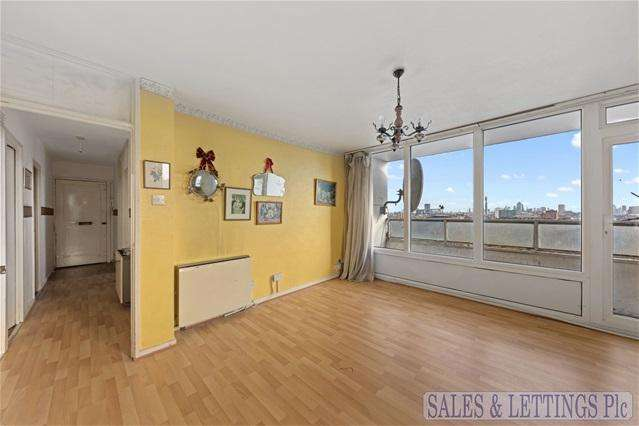 2 Bedrooms Flat for sale in Kennet House Church Street, London