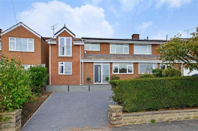 4 Bedrooms Semi Detached House for sale in Hallamshire Road, Sheffield, Yorkshire