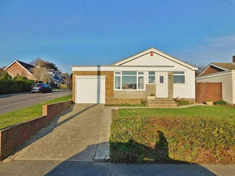 3 Bedrooms Detached Bungalow for sale in Clee Avenue, Fareham