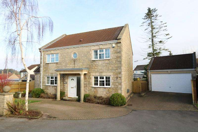 5 Bedrooms Detached House for sale in The Willows, High Littleton, Bristol