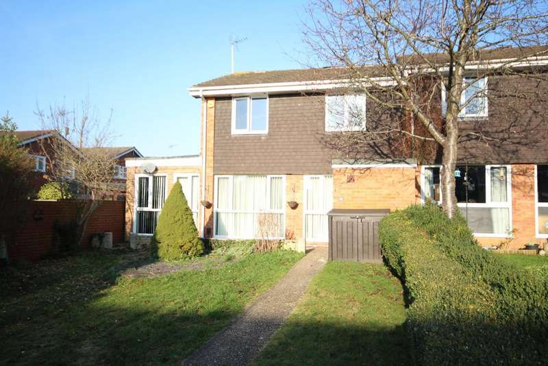 3 Bedrooms End Of Terrace House for sale in Copthorn Close, Maidenhead