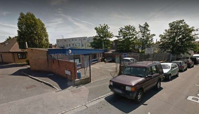 Land Commercial for sale in 2 Bensham Grove, Thornton Heath CR7 8DA