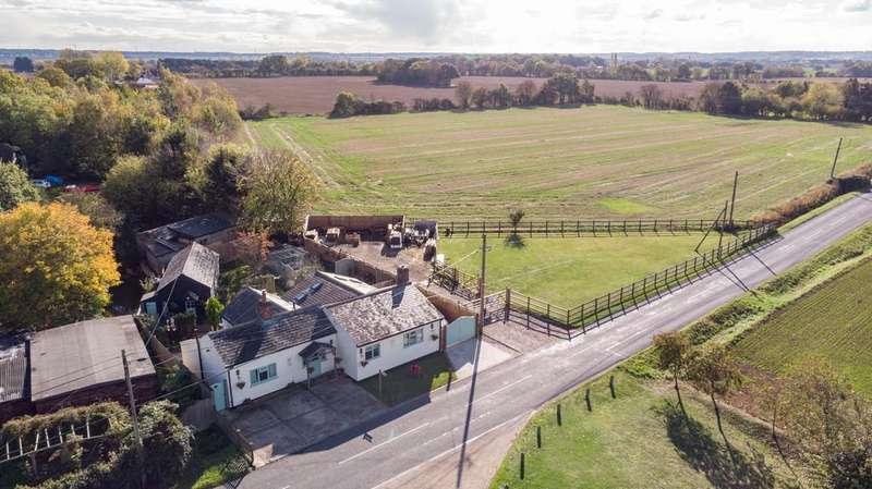 3 Bedrooms Detached Bungalow for sale in Little Yeldham, Halstead