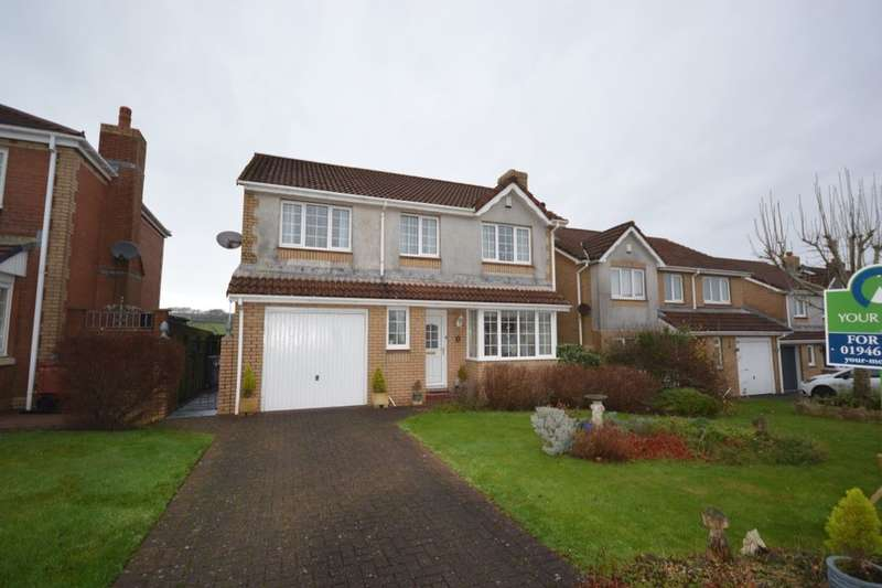 4 Bedrooms Detached House for sale in Ashley Way, Egremont, CA22