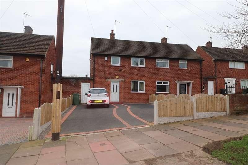 2 Bedrooms Semi Detached House for sale in CA1 3PR Edgehill Road, Harraby, Carlisle, Cumbria