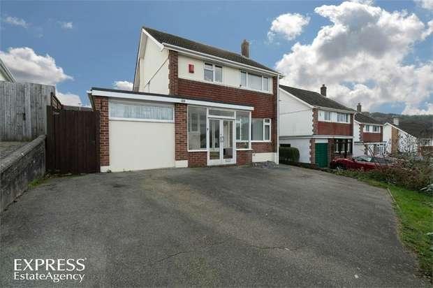3 Bedrooms Detached House for sale in Underlane, Plymstock, Plymouth, Devon