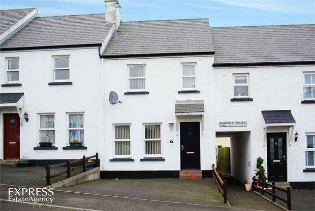 3 Bedrooms Terraced House for sale in Herbert Street, Carnlough, Ballymena, County Antrim