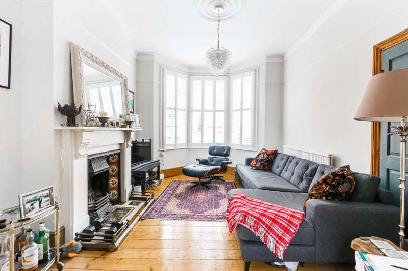 4 Bedrooms Terraced House for sale in Beresford Road, Harringay, N8