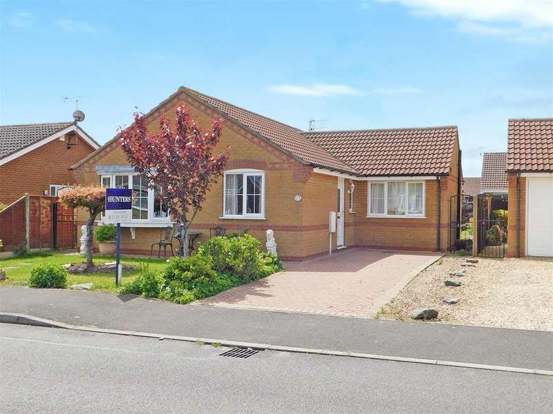 3 Bedrooms Detached Bungalow for sale in Jonathan Drive, Winthorpe, Skegness, PE25 1RR