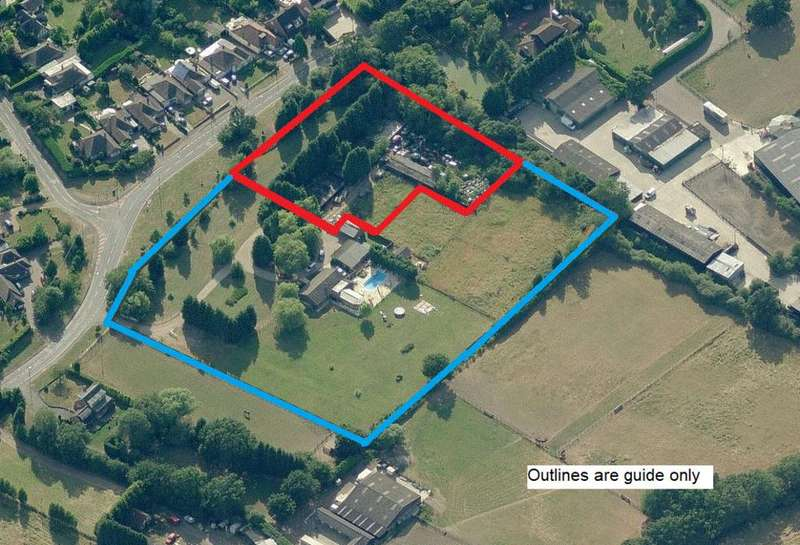 Land Commercial for sale in Former Breakers Yard Oakhill Road, Stapleford Abbots , Essex