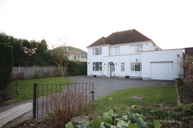4 Bedrooms Detached House for sale in Braywick Road, Maidenhead
