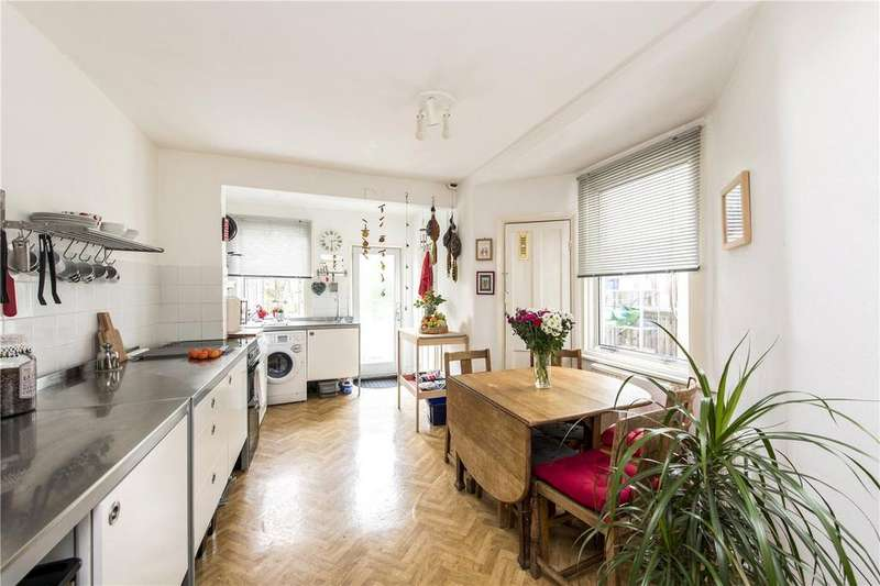 4 Bedrooms Terraced House for sale in Medora Road, London, SW2