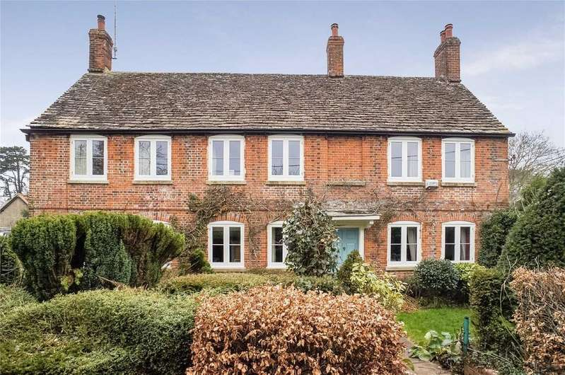 6 Bedrooms Detached House for sale in Manor Lane, Shrivenham