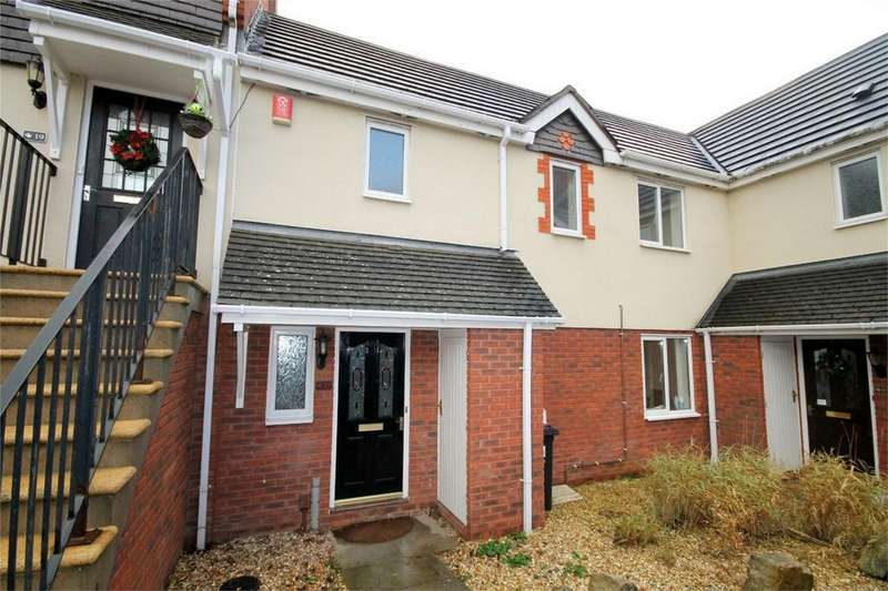 3 Bedrooms Terraced House for sale in Colliers Break, Emersons Green, Bristol