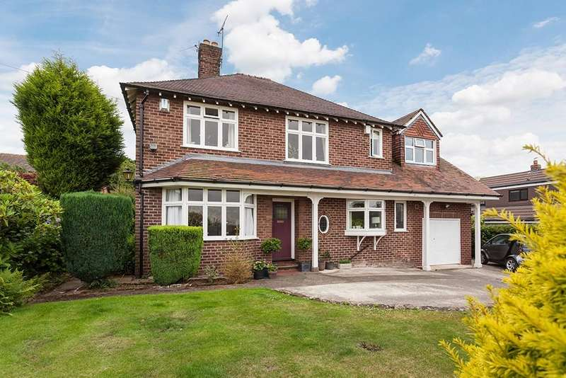 4 Bedrooms Detached House for sale in Longbutt Lane, Lymm