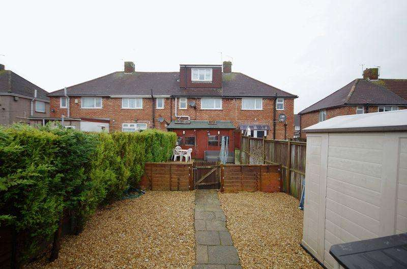 3 Bedrooms Terraced House for sale in Cavendish Road, Patchway, Bristol