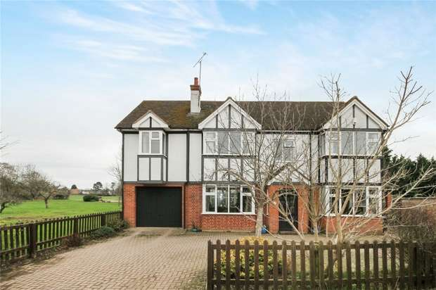 5 Bedrooms Detached House for sale in Beverley Grove, Bedford