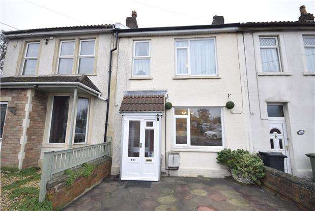 2 Bedrooms Terraced House for sale in Soundwell Road, Bristol, BS15 1JH