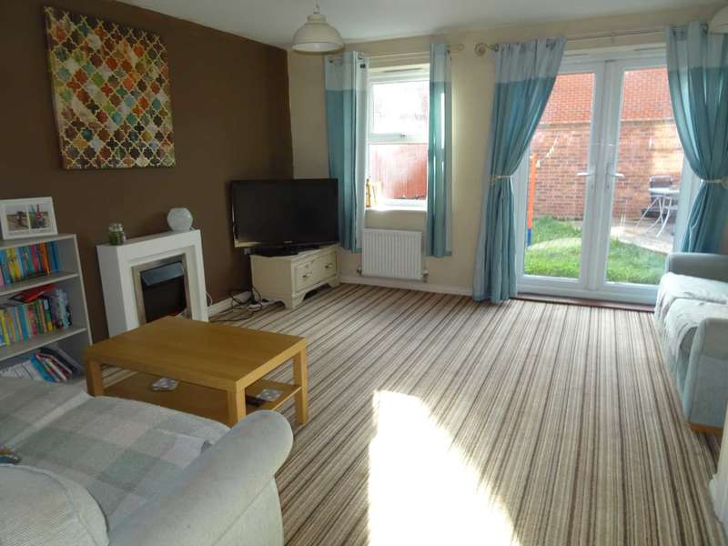 3 Bedrooms Semi Detached House for sale in Brian Honour Avenue, Hartlepool