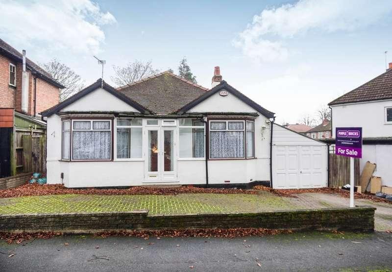 Bungalow for sale in 64 Burnaston Road, Birmingham, West Midlands