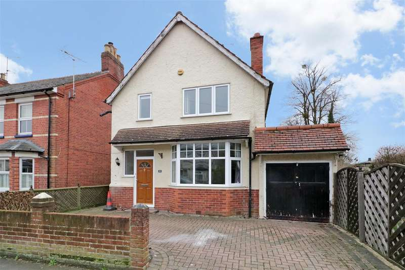 3 Bedrooms Detached House for sale in Recreation Road, Tilehurst, Reading