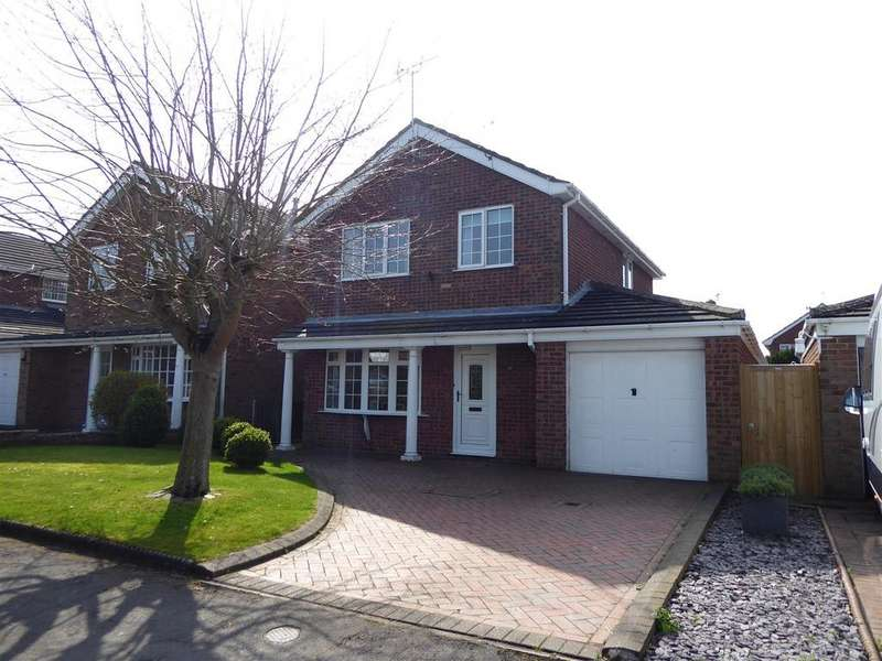 3 Bedrooms Detached House for sale in North Kelsey Road, Caistor, Market Rasen