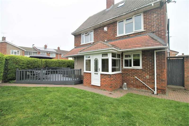 3 Bedrooms Semi Detached House for sale in Albany Road, Stockton-On-Tees