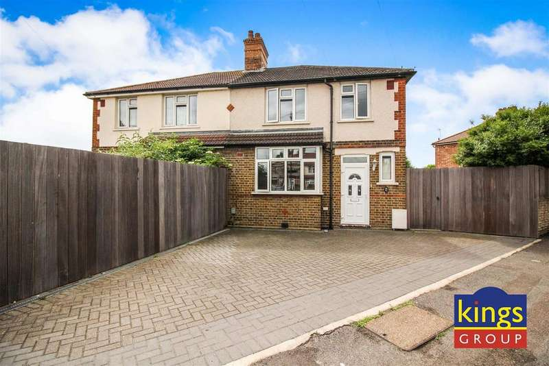 3 Bedrooms Semi Detached House for sale in Priors Croft, London