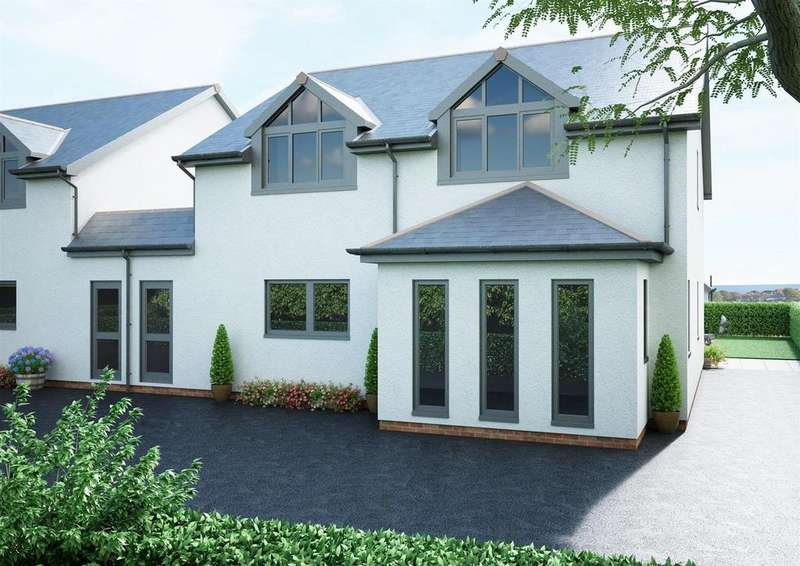 4 Bedrooms Detached House for sale in Cherry Tree Lane, off Crescent Drive South