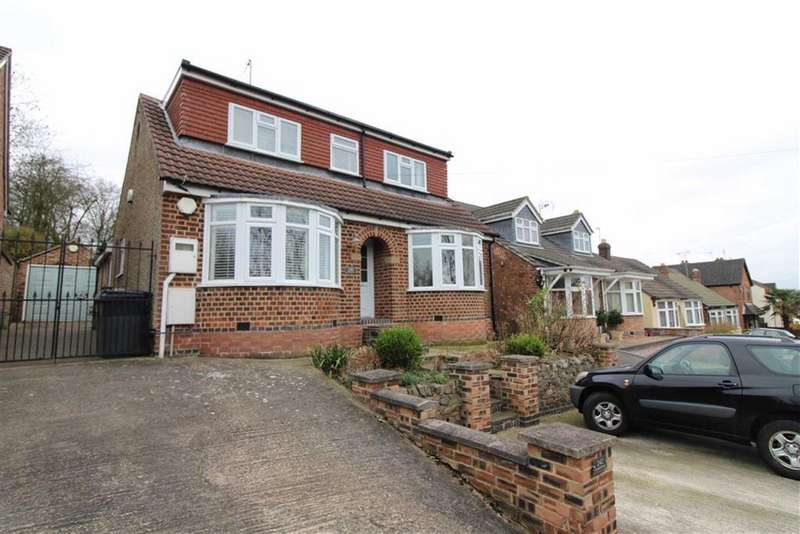 4 Bedrooms Detached Bungalow for sale in Markfield Road, Groby