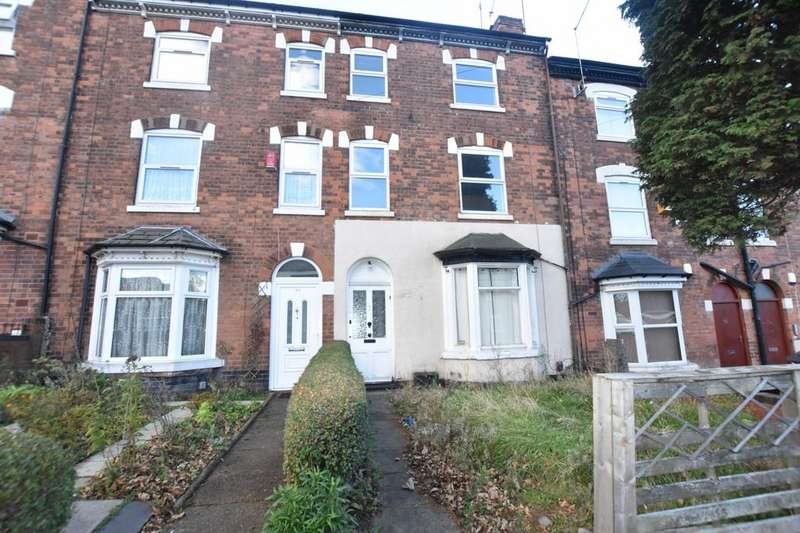 4 Bedrooms House for sale in Fentham Road, Birmingham