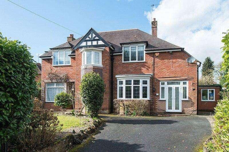 5 Bedrooms Detached House for sale in Barnetts Lane, Kidderminster DY10 3HR
