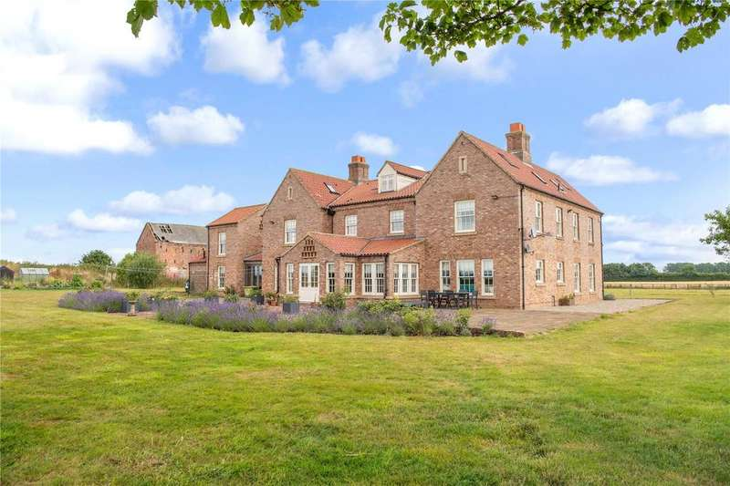 7 Bedrooms Detached House for sale in Breckenbrough, Thirsk, North Yorkshire
