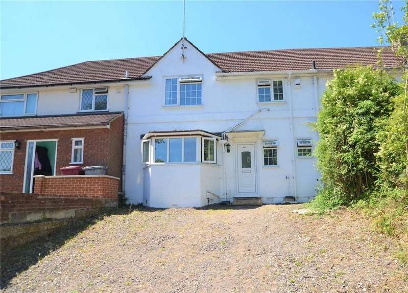 3 Bedrooms Terraced House for sale in Oxford Road, Tilehurst, Reading, Berkshire, RG30