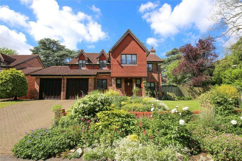 5 Bedrooms Detached House for sale in The Ridgeway, Westbury-on-Trym, Bristol, BS10