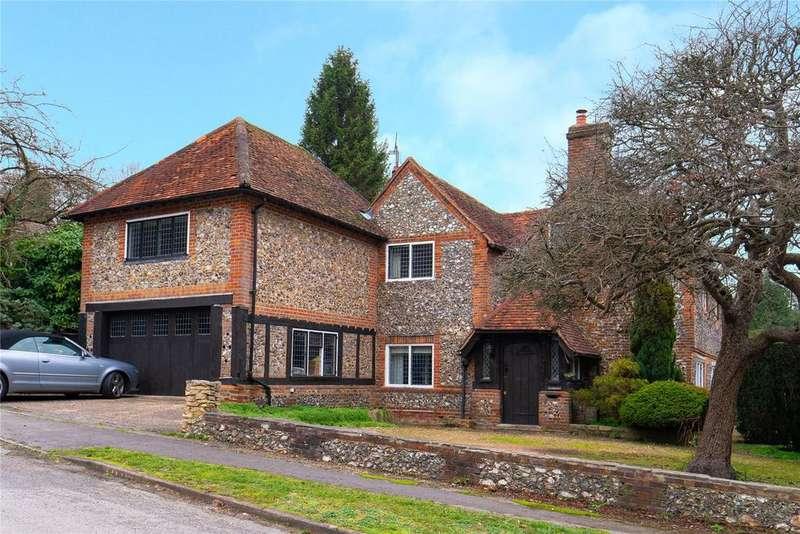 6 Bedrooms Detached House for sale in Claydon Lane, Chalfont St Peter, Gerrards Cross, Buckinghamshire