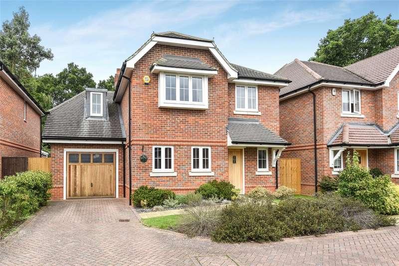 4 Bedrooms Detached House for sale in Farnesdown Drive, Wokingham, Berkshire, RG41