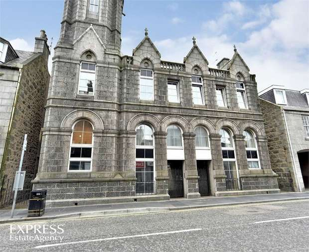 2 Bedrooms Flat for sale in 261 George Street, Aberdeen