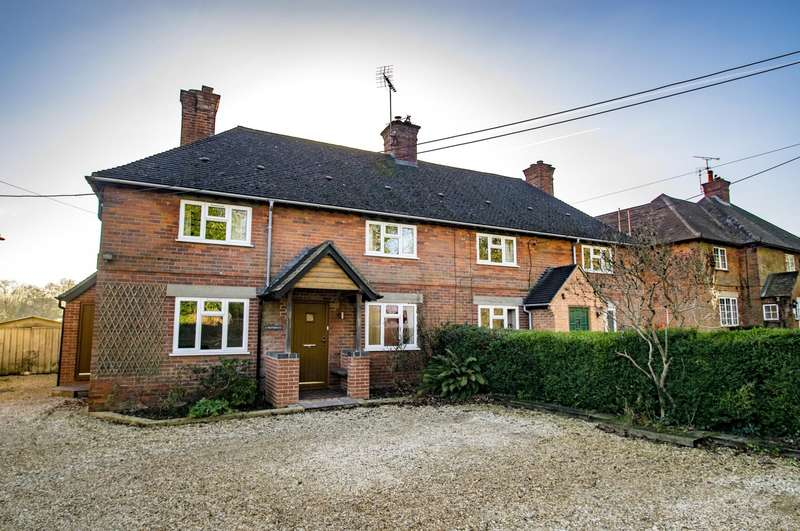 4 Bedrooms Semi Detached House for sale in Nuthatch, Checkendon, Reading, RG8