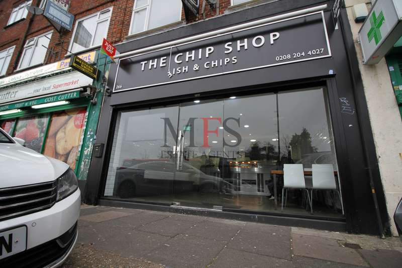 Restaurant Commercial for sale in Kingsbury Road, London, NW9
