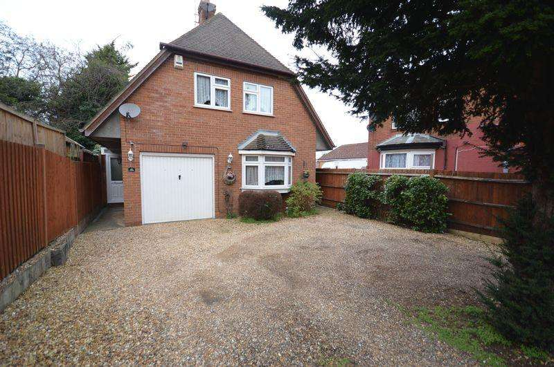 3 Bedrooms Detached House for sale in Grange Avenue, Luton