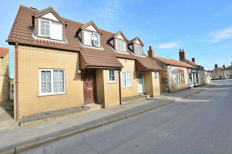 4 Bedrooms Semi Detached House for sale in High Street, Metheringham, Lincoln
