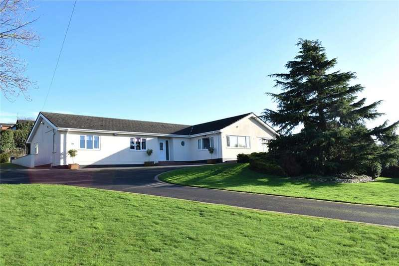 4 Bedrooms Detached Bungalow for sale in East Cross Street, Kirton Lindsey, Gainsborough, Lincolnshire, DN21